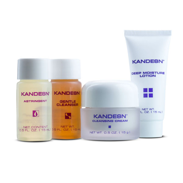 KANDESN<sup>®</sup> GENTLE SKIN CARE TRIAL SET