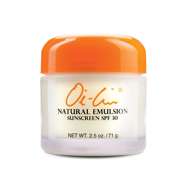 OI-LIN<sup>®</sup> NATURAL EMULSION SPF 30  71 g, burk