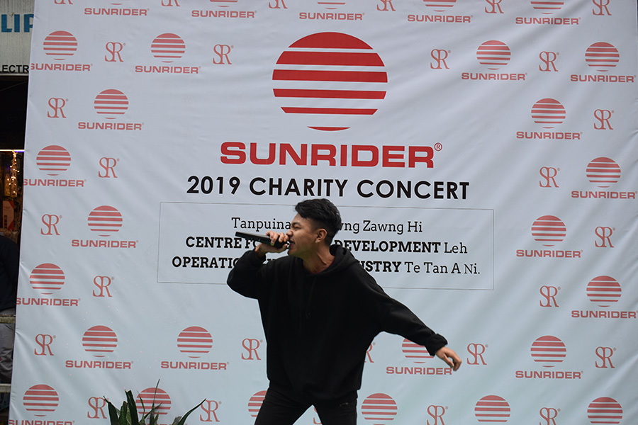 Sunrider Gives Back with Charity Concert