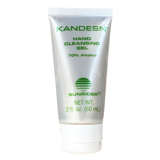 Kandesn<sup>®</sup> Hand Cleansing Gel 70% Alcohol Single